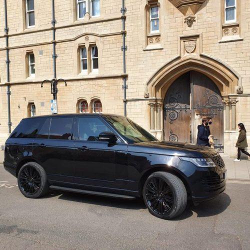Motion Cheauffeurs - Oxford VIP Chaffeur service